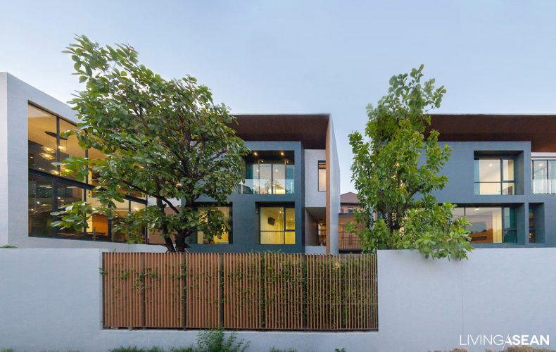 Modern stilt house archives living asean inspiring for What is a modern house