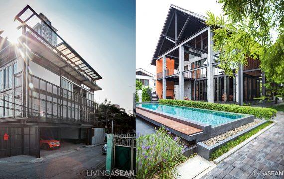 7 Steel Framed Houses We Like