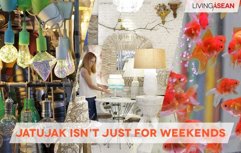 Jatujak Isn't Just for Weekends