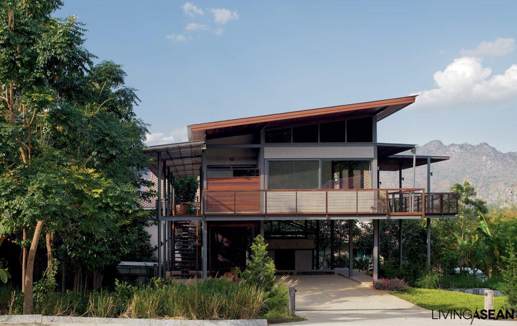 Houses Living Asean Inspiring Tropical Lifestyle
