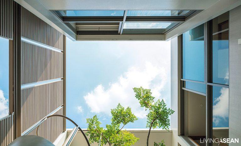 7 Skylight Design Ideas for Homes /// Living ASEAN ///
