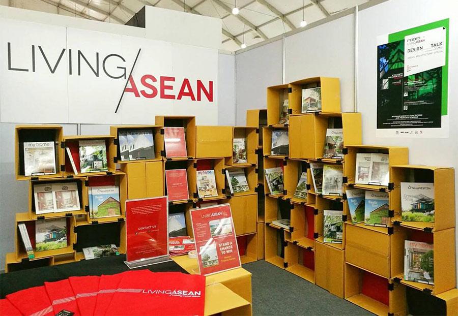 Room x living asean design talk vol 2 myanmar asean for Asean furniture