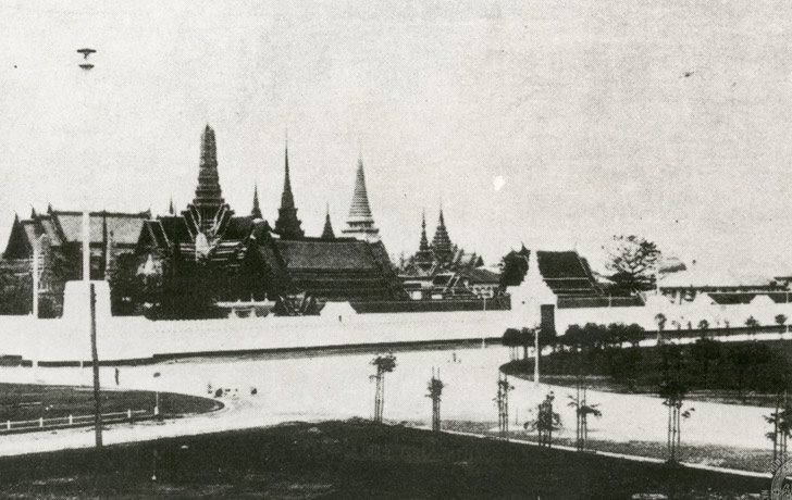 Sanam Luang Then and Now: A Glimpse from the Past