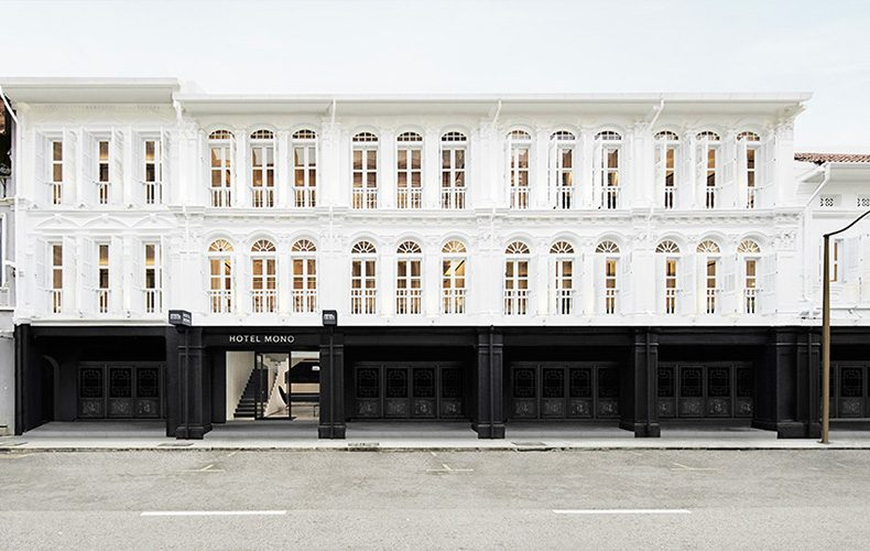 A New Boutique Hotel in Singapore's Historic Chinatown