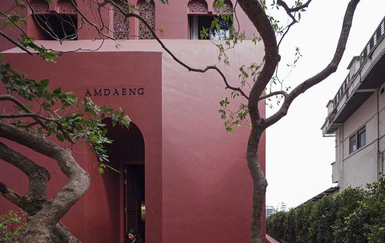 Amdaeng, Bangkok's Newest Riverside Hotel