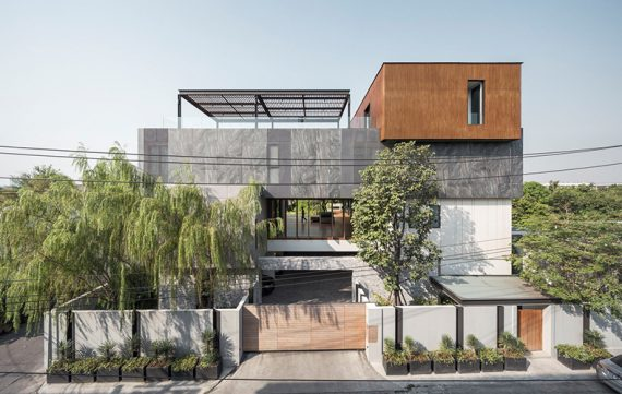 ReGEN House: Modern Home, Thai Concept, Great for Family Members of All Ages