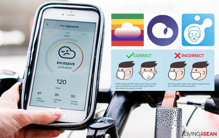 3 Apps to Check Air Pollution Levels