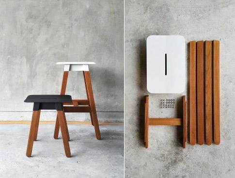 Demark Award 2018 Design Excellence, Knock Down Furniture