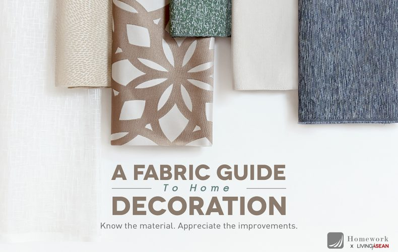 A Fabric Guide to Home Decoration