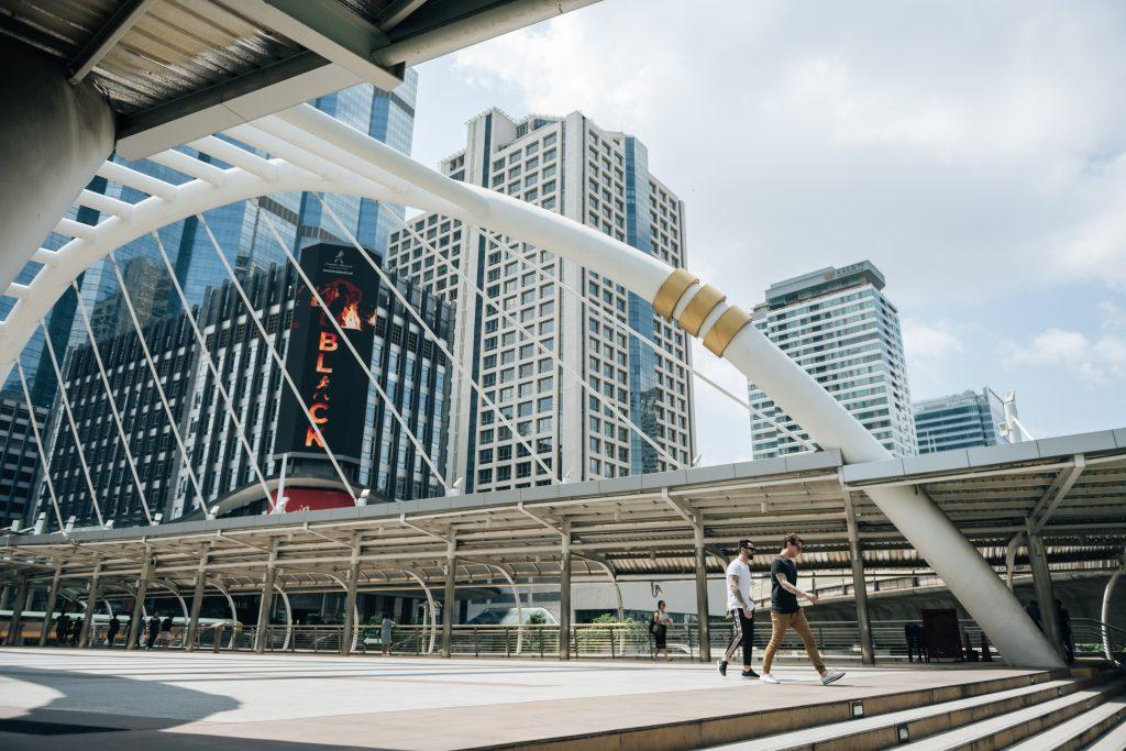 BTS Chong Noni – BRT Thanon Chan