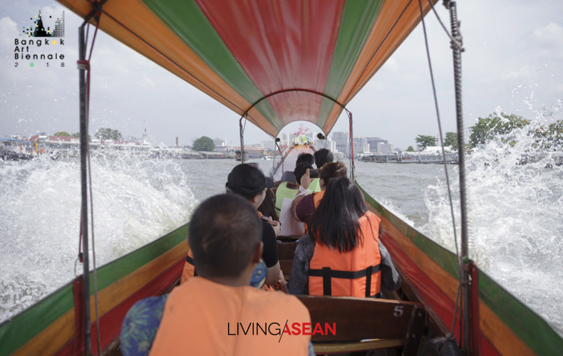 One Day Trip: Chao Phraya River Bangkok Cruise
