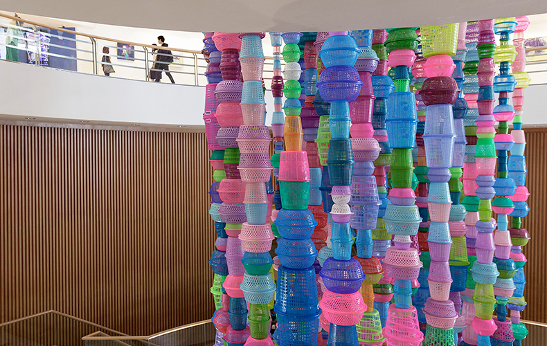 """The Underlying Attributes of """"Thai-ness"""" at the Bangkok Art Biennale 2018"""