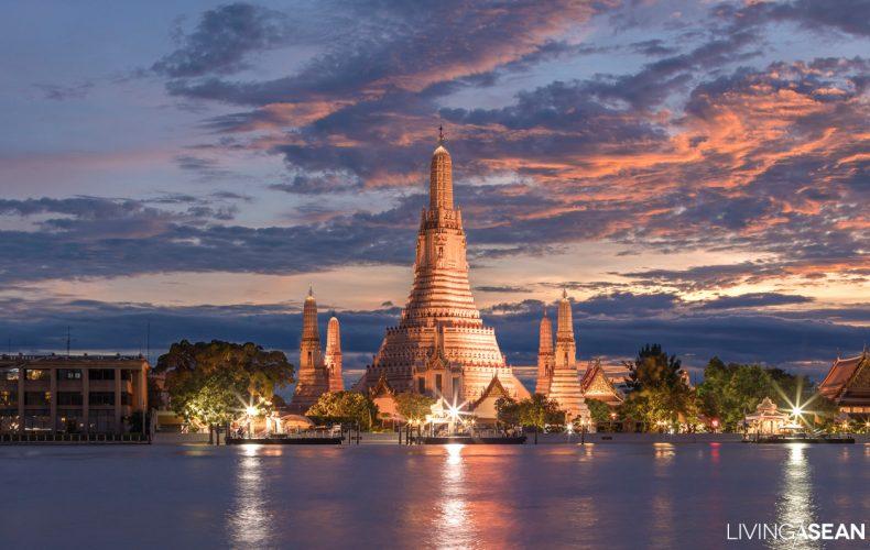 Wat Arun Ratchawararam Ratchanon Mahawihan