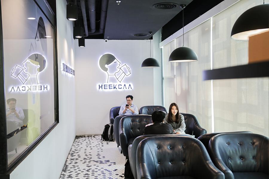 Heekcaa