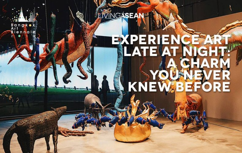 Experience Art Late at Night: A Charm You Never Knew Before
