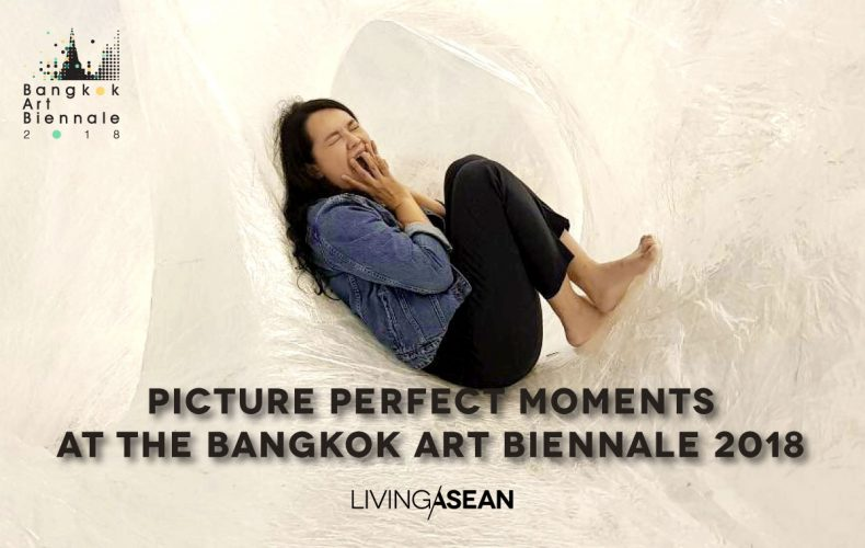 Picture Perfect Moments at the Bangkok Art Biennale 2018