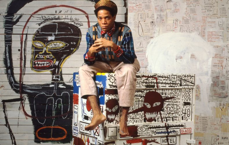 Genius Artist Jean-Michel Basquiat, Extraordinary Talent Mixed with Agony