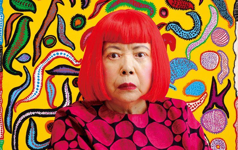 Yayoi Kusama, Queen of Polka Dots, At the Bangkok Art Biennale