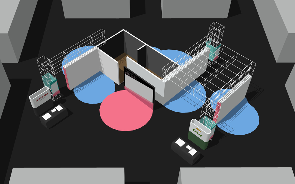 Real Life Galleria by room Magazine at 2019 Baanlaesuan Fair Select