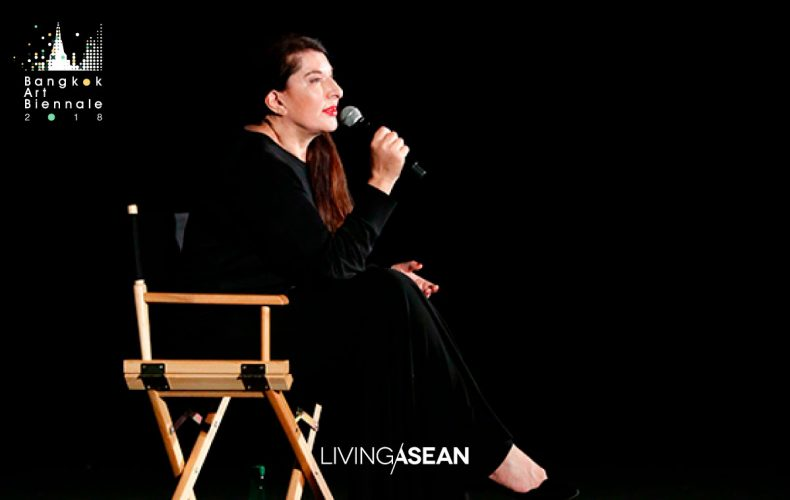 Are We Living Life, or Just Playing Parts? In Conversation with Marina Abramovic