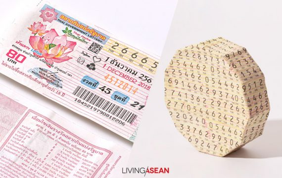 Lottery Recycling Ideas / Nothing Goes to Waste