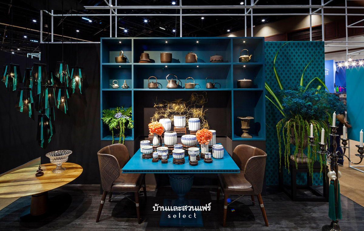 Real Life Galleria by room Magazine at 2019 Baanlaesuan Fair Select