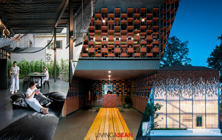 10 ASEAN PROJECTS WIN A+ AWARDS IN ARCHITCTURE
