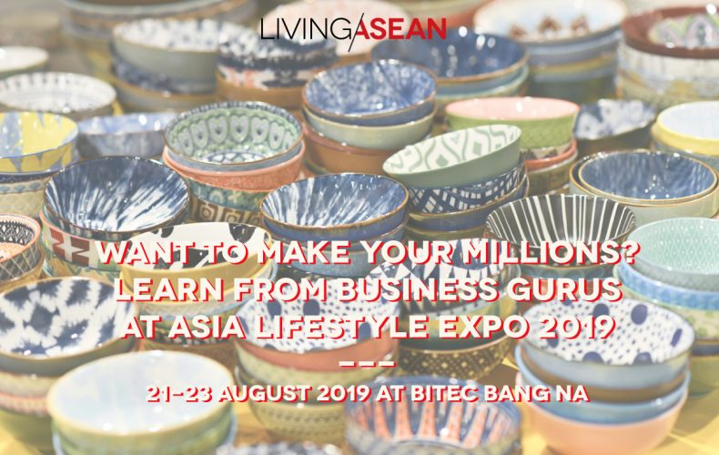 FREE SEMINAR! YOU SHOULDN'T MISS AT ASIA LIFESTYLE EXPO 2019