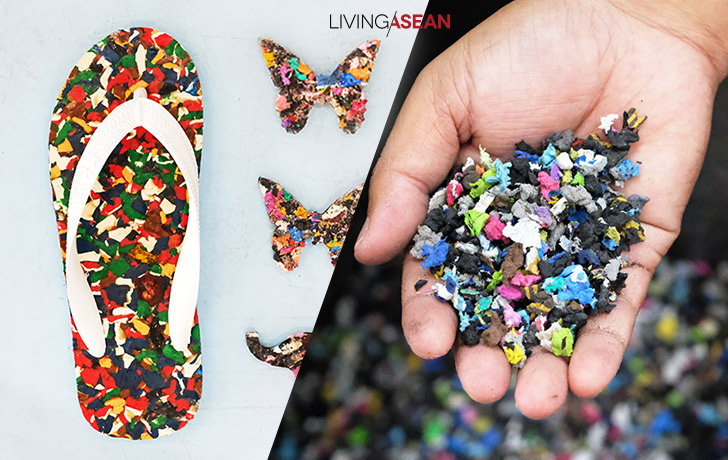 Creative New Products from Recycled Ocean Debris