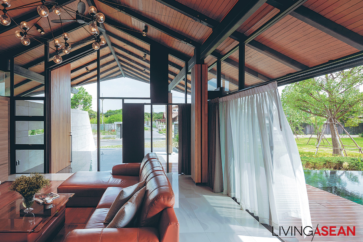 Modern Thai House Adapts to the New Era