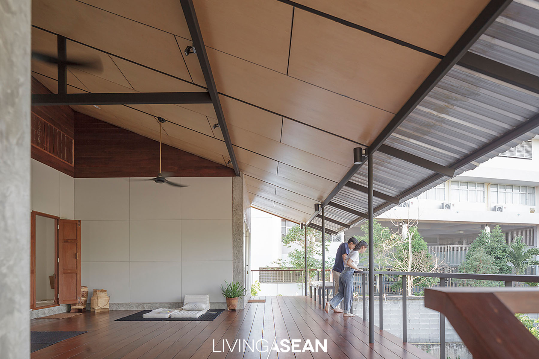 Baan Lek Villa GLA DESIGN STUDIO