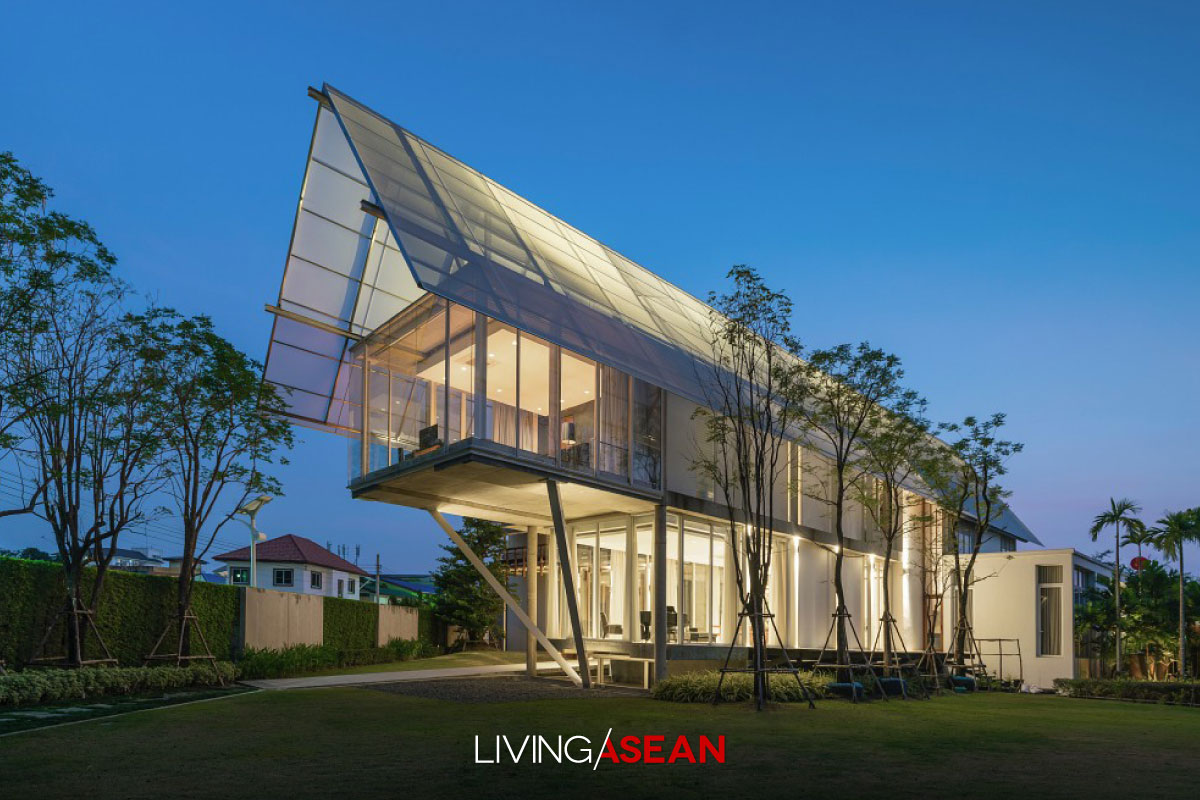 EAST Architect Modern Thai House