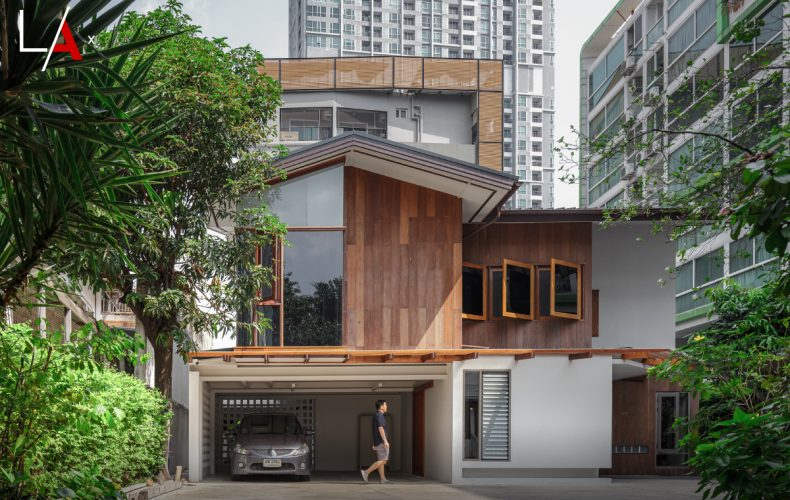 """Renovation Adds Sunny Personality to """"Nobita House"""""""
