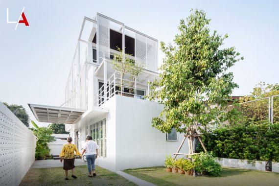 A Modern Home That's Quintessentially Thai