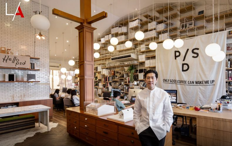 Behind the Success of Café Business in Thailand: An Interview with Suparat Chinathaworn, Founder of party / space / design