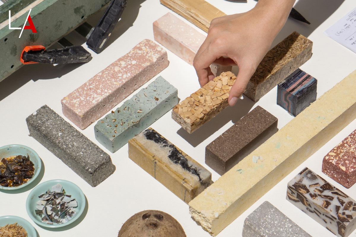 Domestic Alternative Materials a Revolution of the Imagination THINKK Studio