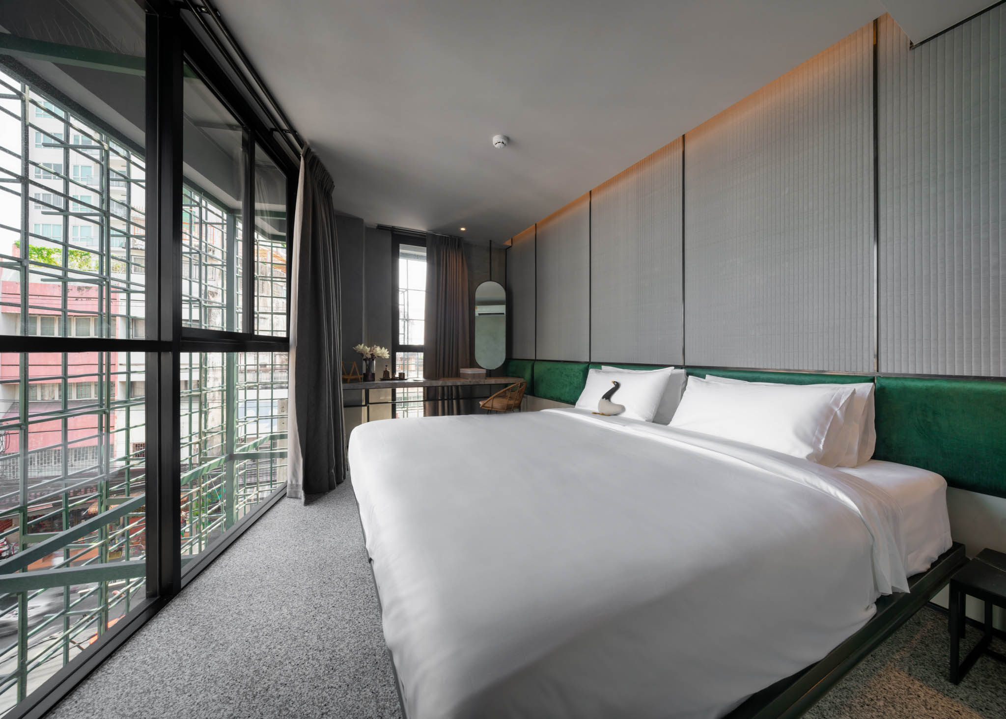 Goose Living From Row Houses to Charming Boutique Hotel